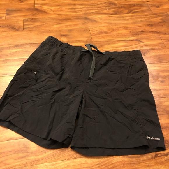 Columbia Other - Men's Columbia XXL Omni shade shorts